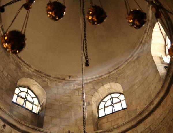 Pyhän haudan kirkko, Israel