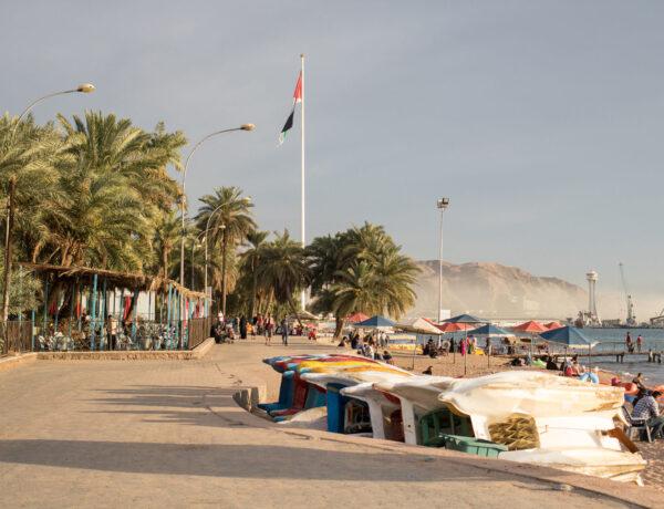 Jordania, Akaba