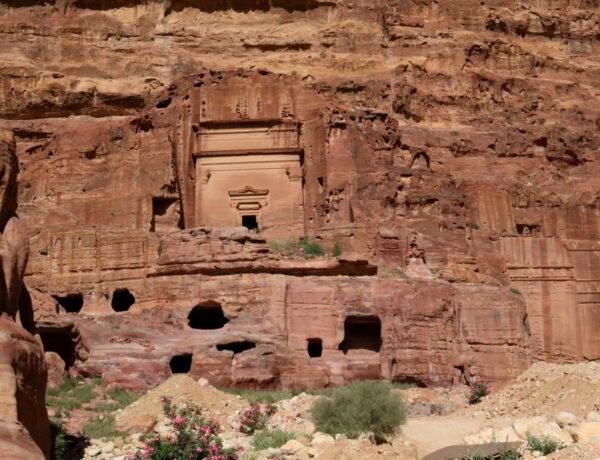 Jordaniaan matkustaminen