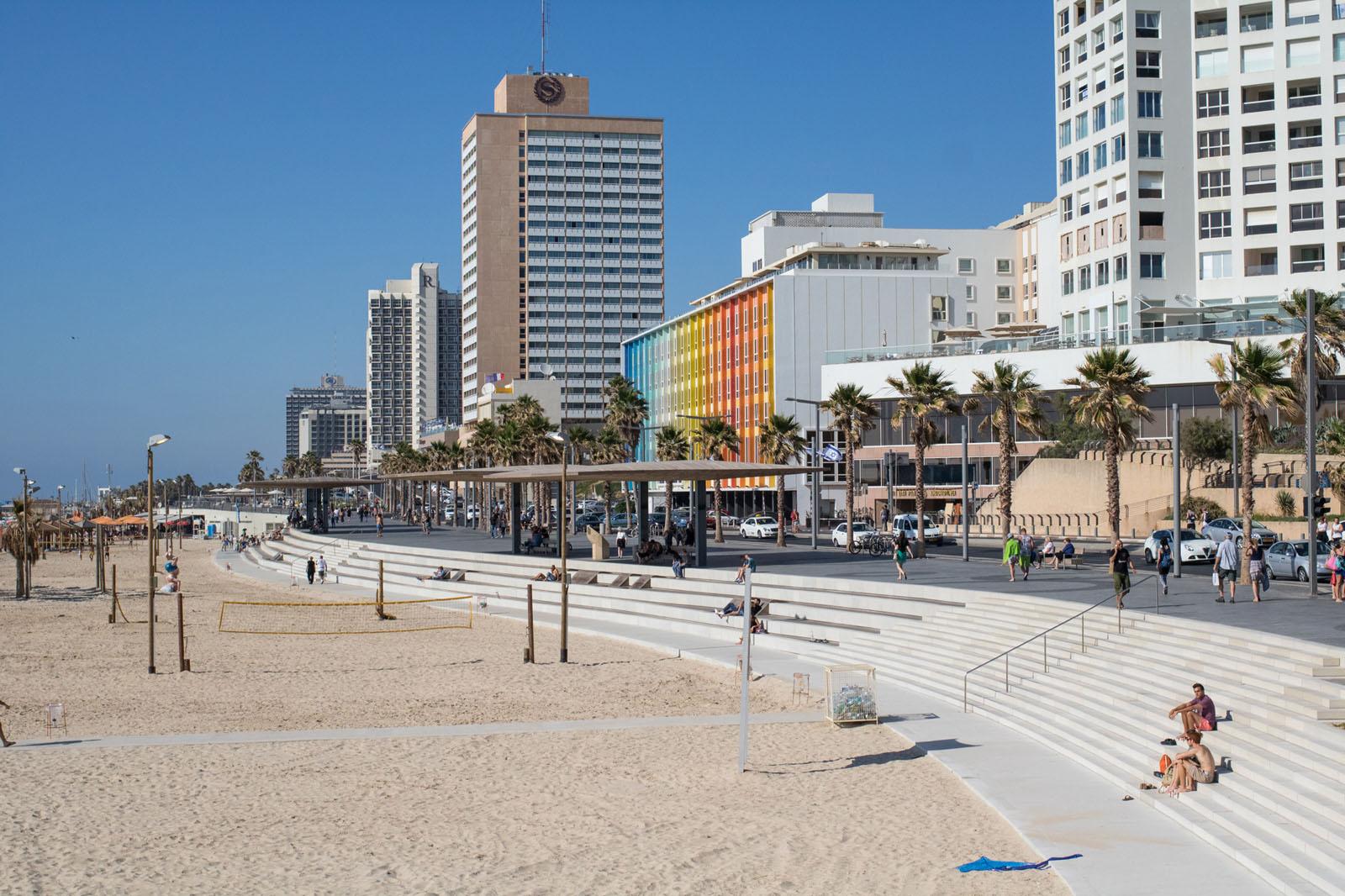 Tel Aviv matkakohteena