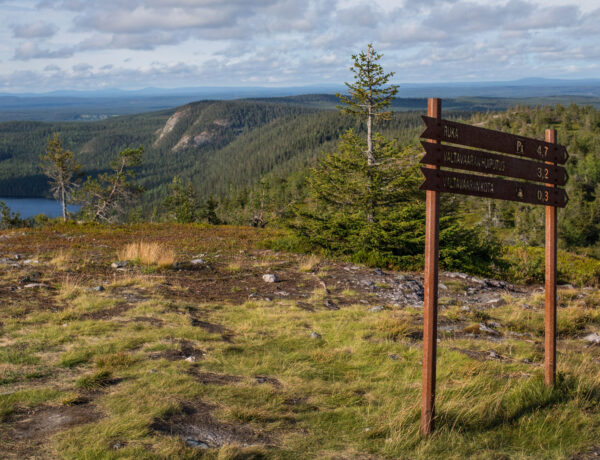 Ruka, Kuusamo, Valtavaaran huiputus