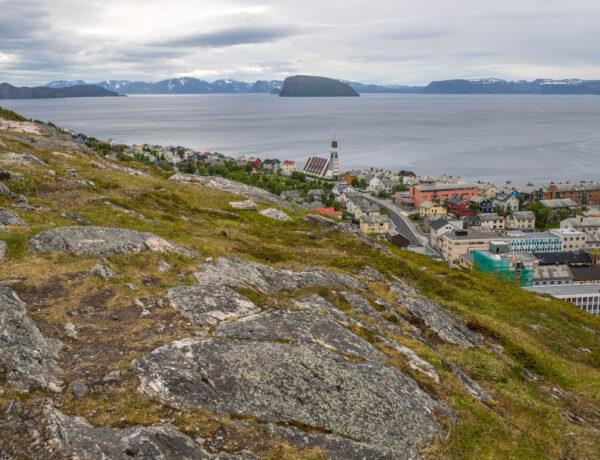 Hvaldimir, Pohjois-Norja
