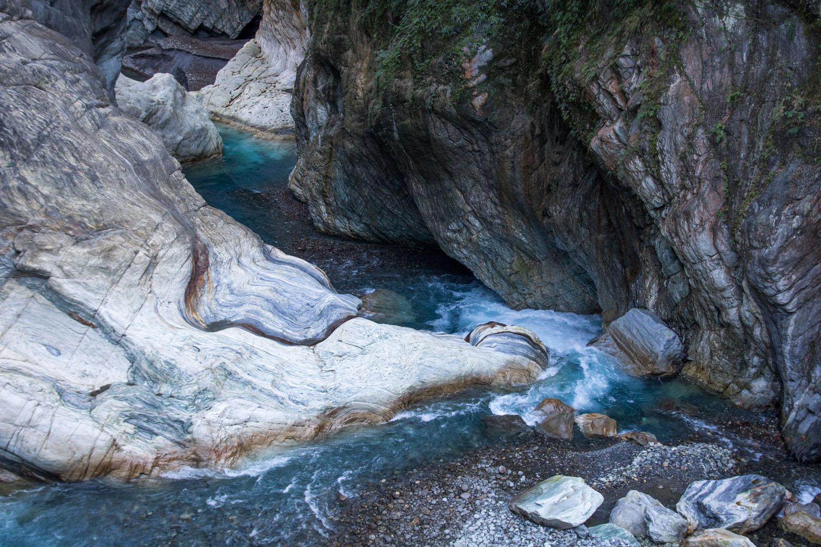 Tarokon kansallispuisto, Taiwan